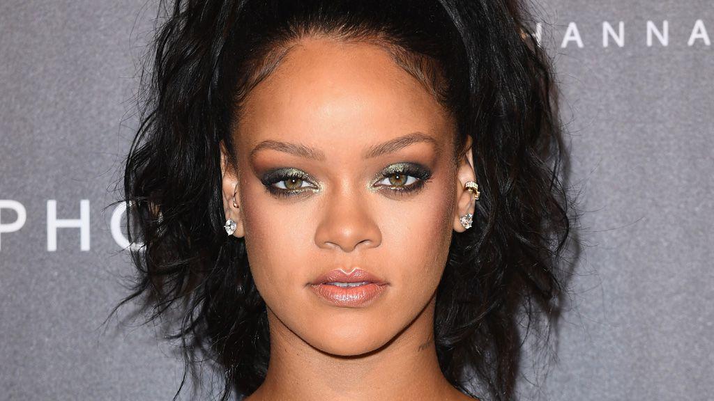 Rihanna's new lingerie ads go viral