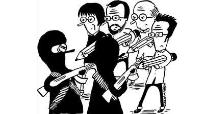 @malaimagen, a Chilean cartoonist