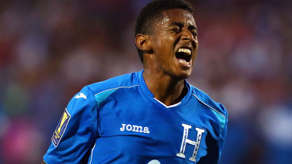 Honduras striker Anthony Lozano wants to 'kill off' Australia in first leg of World Cup qualifiers