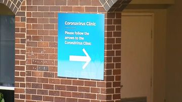 """Fever clinics' are being set up with separate entrances to test people for the novel coronavirus."