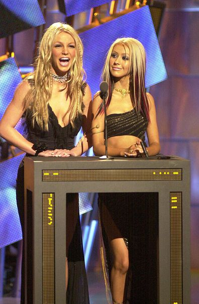 Britney Spears, Christina Aguilera