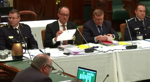 A South Australian state Labor MP has been left red-faced after being caught playing computer games during a parliamentary hearing.