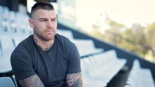 Josh Dugan opens up about his public breakdown to shine light on men's mental health.