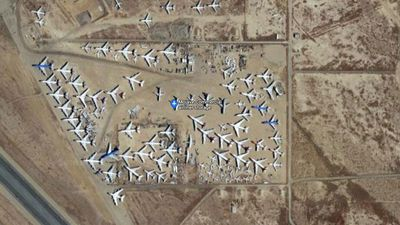 Mojave Air & Space Port, California