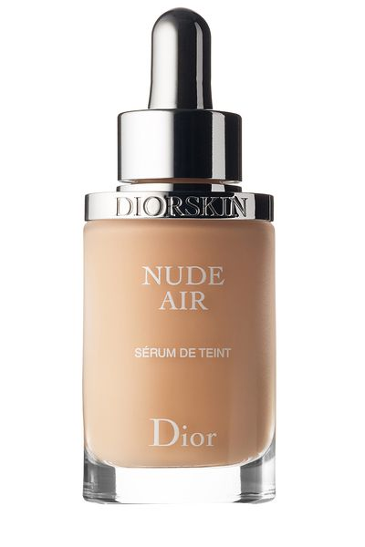 "<a href=""http://shop.davidjones.com.au/djs/ProductDisplay?catalogId=10051&productId=6234535&langId=-1&storeId=10051"" target=""_blank"">Diorskin Nude Air Serum, Healthy Glow Serum Foundation, $79, Dior</a>"