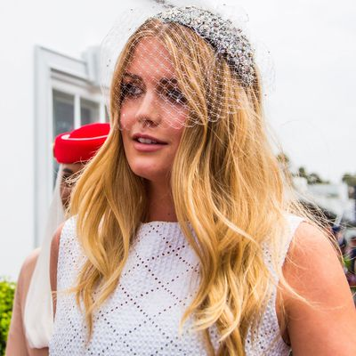 Lady Kitty Spencer, 2015.