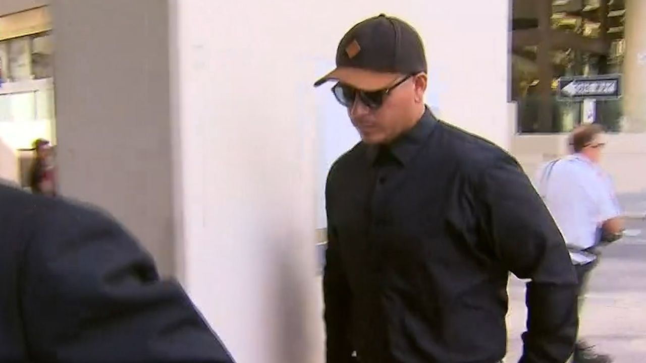 Man accused of punching baby at a Perth hotel carpark says he didn't do it - 9News