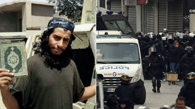 Police are yet to confirm that Abdelhamid Abaaoud, the 27-year-old believed to be the mastermind behind the terror attacks, was killed in the raid. (Photos: Supplied/Getty)
