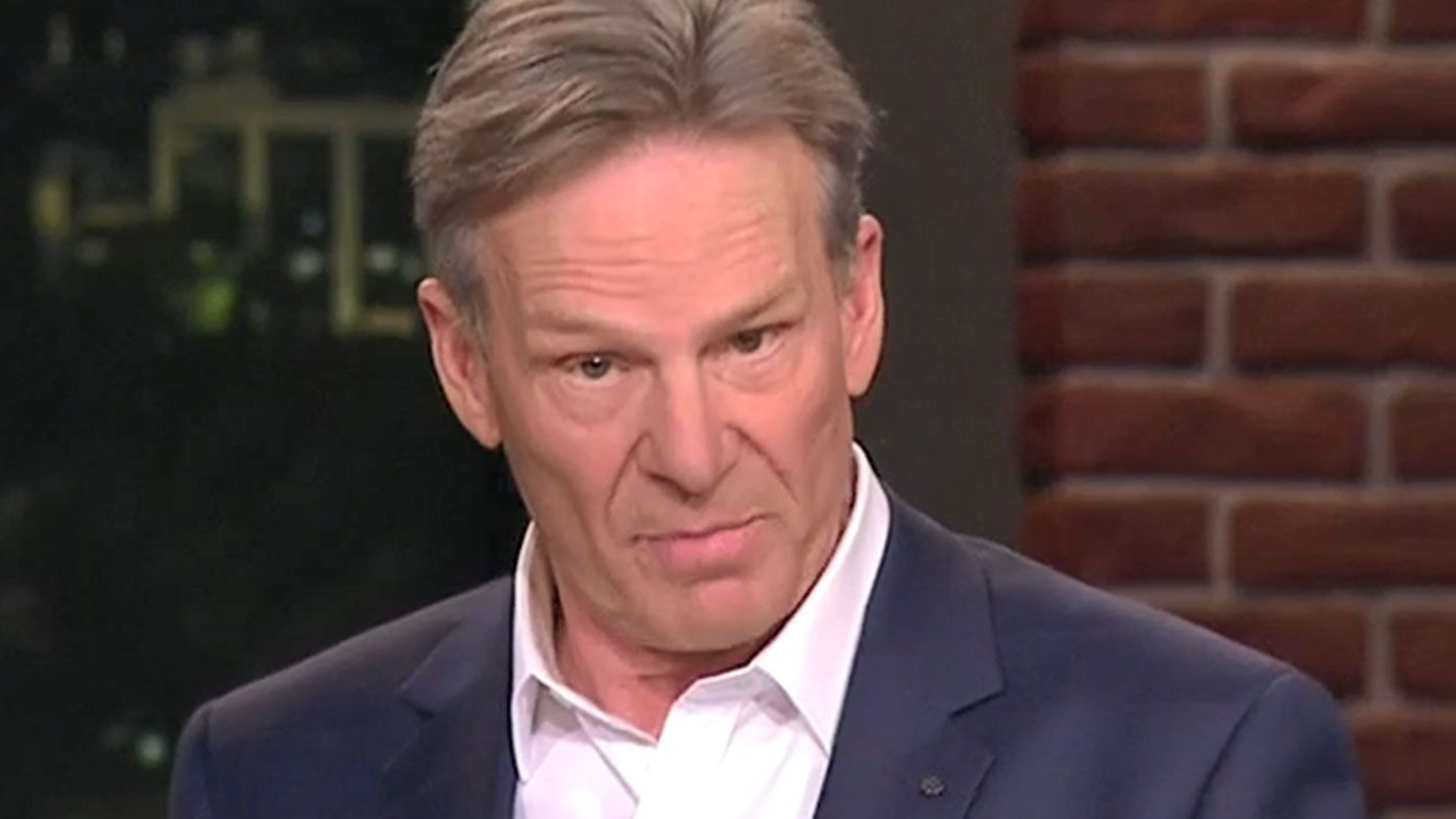 AFL legend Sam Newman calls for unity among Australians after Adam Goodes documentary