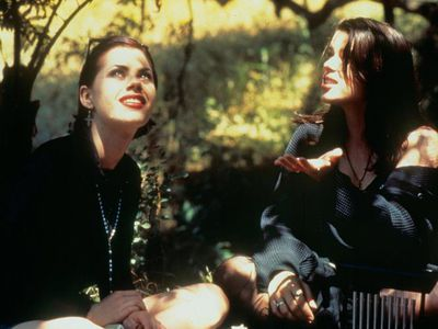 One of a handful of stars from hit '90s drama show<em> Party of Five, </em>Neve Campbell first flew her freak flag as a wannabe witch in <em>The Craft </em>(1996) before securing movie immortality as natural born survivor Sidney Prescott in the<em> Scream </em>franchise (1996-2011).