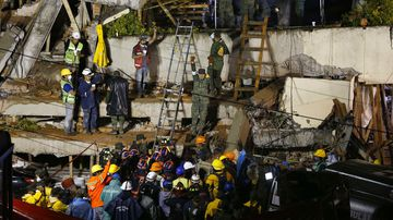 Hope pervades in Mexico as 273 confirmed dead