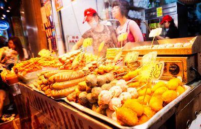 Kowloon night markets