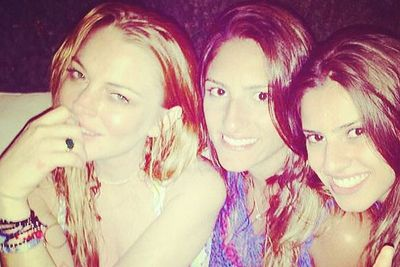 @lindsaylohan: Good friends are as good as gold