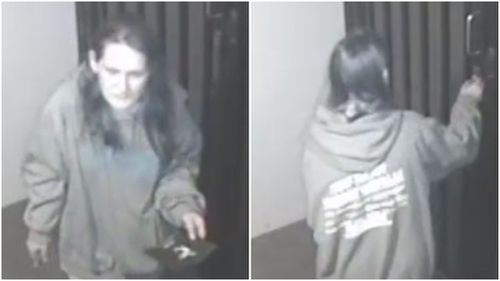 Ms Blogg was last captured on security cameras on August 17.