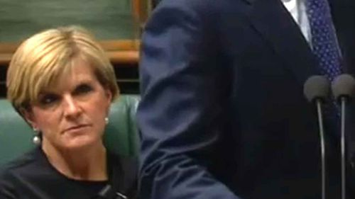 Do you think Julie Bishop made the right decision (Question)