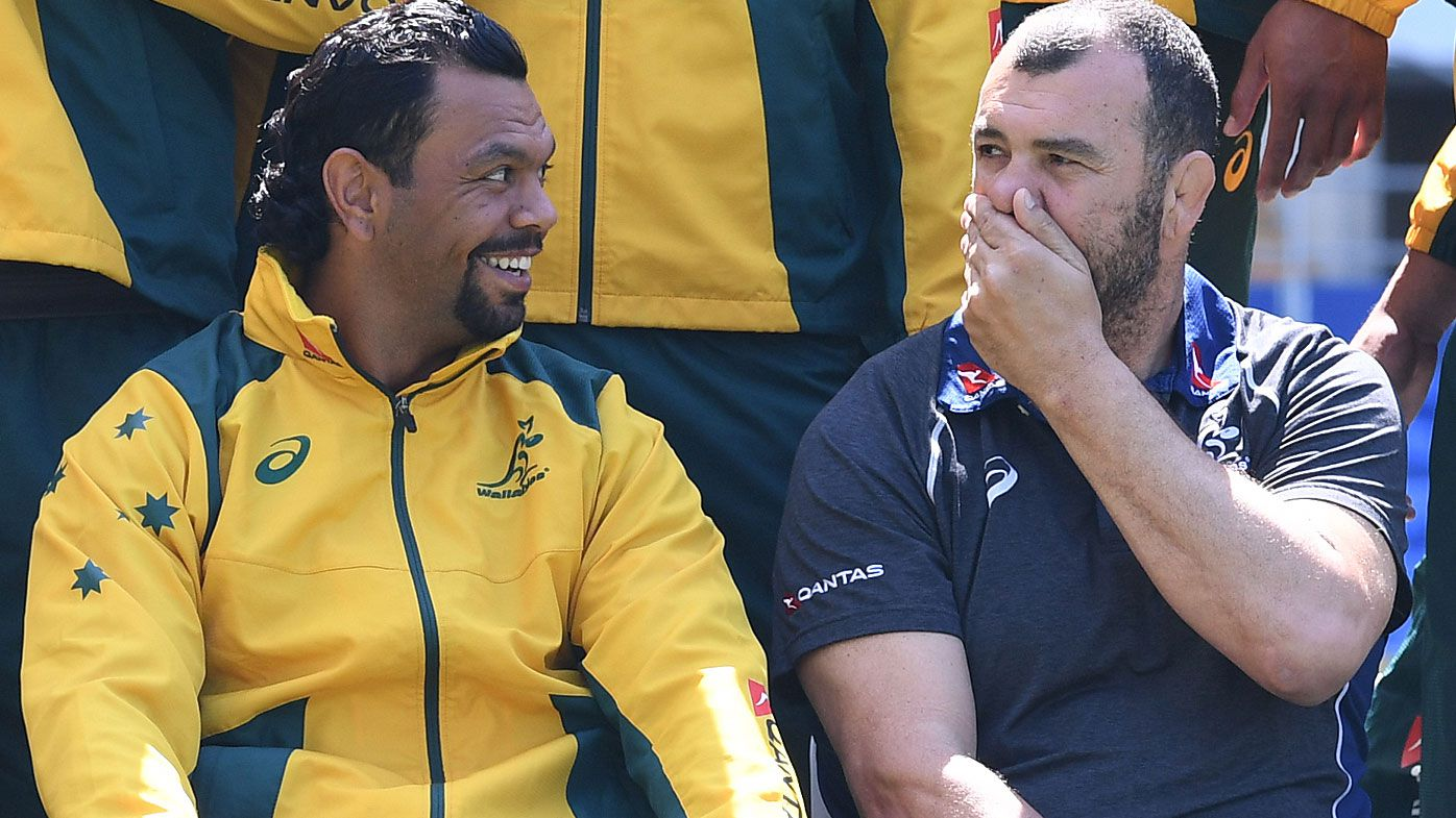 Beale and Cheika