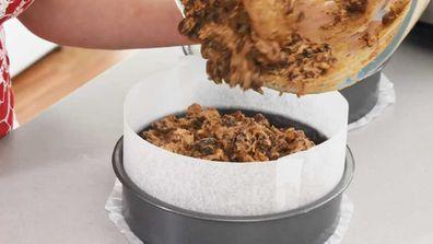 Three-ingredient slow-cooker Christmas cake