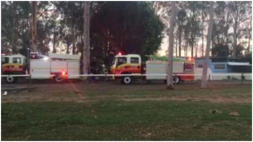 Body found after Qld caravan park blast