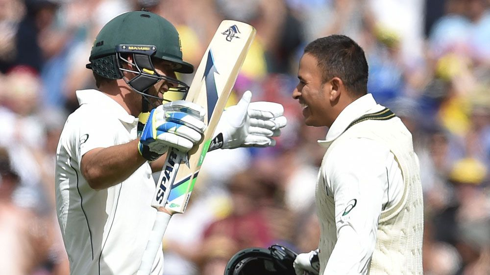 Aussies cruise to 3-345 on Boxing Day