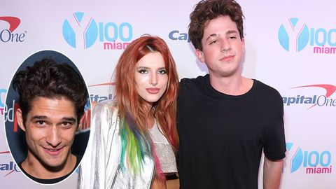 Charlie Puth Dumps Maybe Girlfriend Bella Thorne On Twitter After