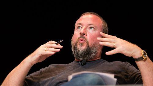 VICE Media CEO Shane Smith. (Getty)