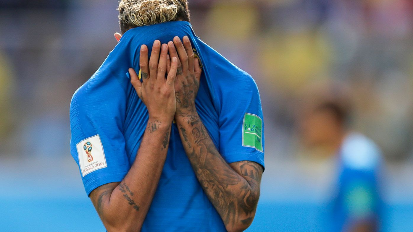 Brazil striker Neymar explains reason for overwhelming tears following Costa Rica win
