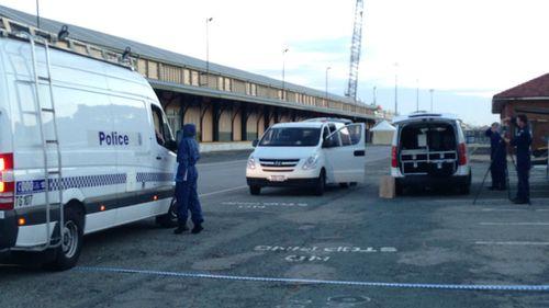 Man found dead near Fremantle's E-Shed Markets