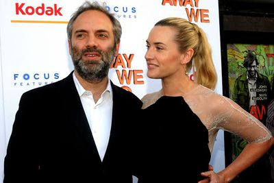 "Her longest marriage came in the form of director Sam Mendes, running from 2003 to 2010, with the couple having son Joe in 2003. <br/><br/>But a quote after their split summed up the problems in their romance. ""'There's nothing that Kate loves more than a roll-up cigarette and a good row,"" a source told the Daily Mail. <br/>"