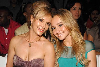 <b>Hayden Panettiere's mum</b><p><br/><i>Heroes</i> star Hayden Panettiere has been acting since she was a tiny tot and her mum Leslie, a former soap star, is always tagging along to events with her. You just <i>know</i> Leslie loves it when people mistake them for sisters, right?<br/>