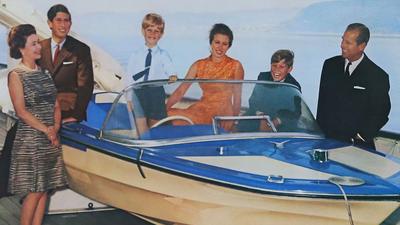 The royal family, 1969