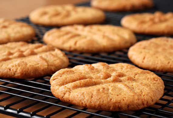 McKenzie's peanut butter cookies