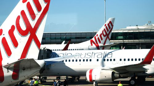 Virgin will start enforcing the 7kg hand luggage limit from today.
