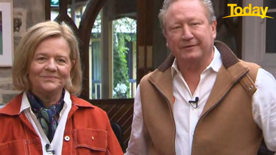 Andrew Forrest wants to bring manufacturing back to Australian shores.