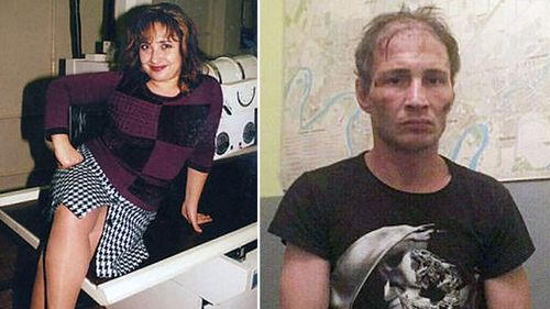 Natalia Baksheeva and husband Dmitry Baksheev were arrested after a mobile with pictures of a man posing with a dismembered body was found.