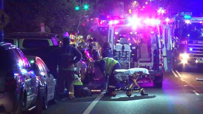 Woman fighting for life after horror crash