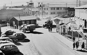 TODAY IN HISTORY:  Atomic bomb scientists move to secret base