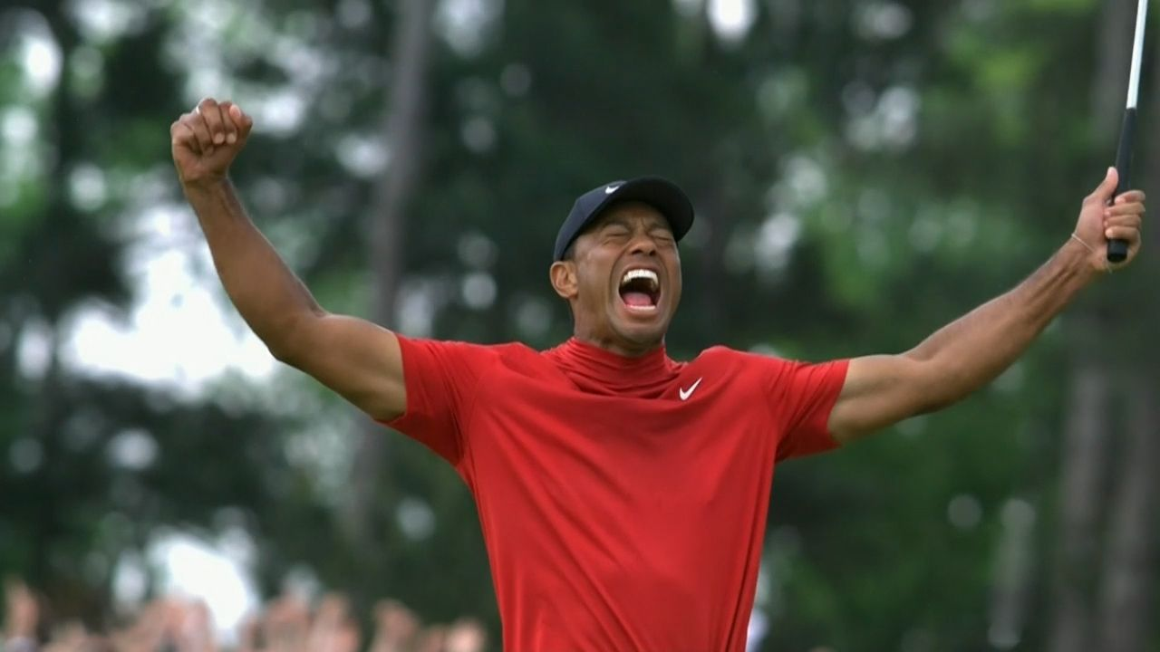 Tiger Woods reveals why his children have ignored drought-breaking Masters triumph
