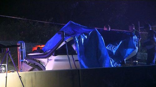 Teenage driver dies after crashing into truck in NSW police chase