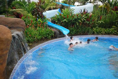 World's Best Family Hotel: Blue River Resort and Hot Springs, Dos Rios, Costa Rica