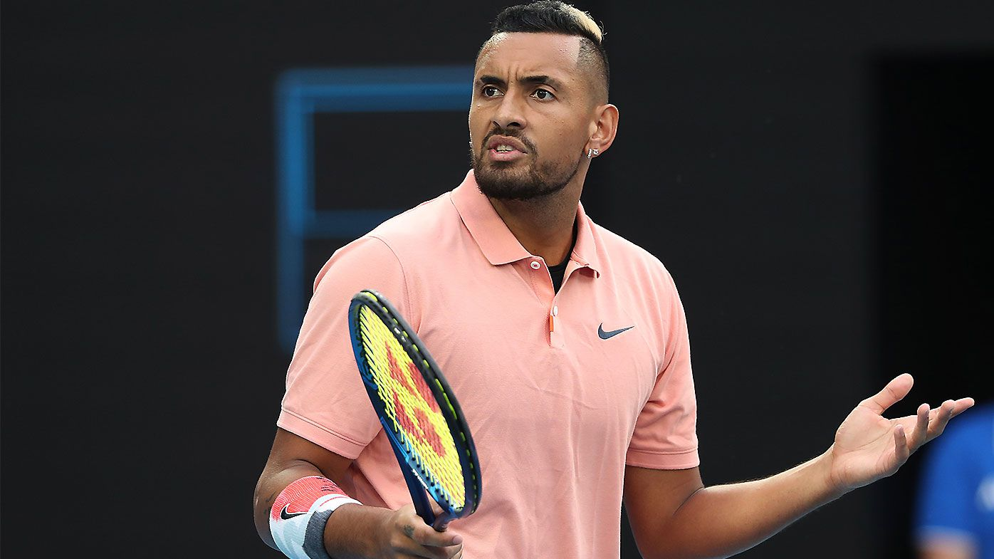 'He'd prefer to watch paint dry': Nick Kyrgios unloads on European stars in Instagram chat with Andy Murray