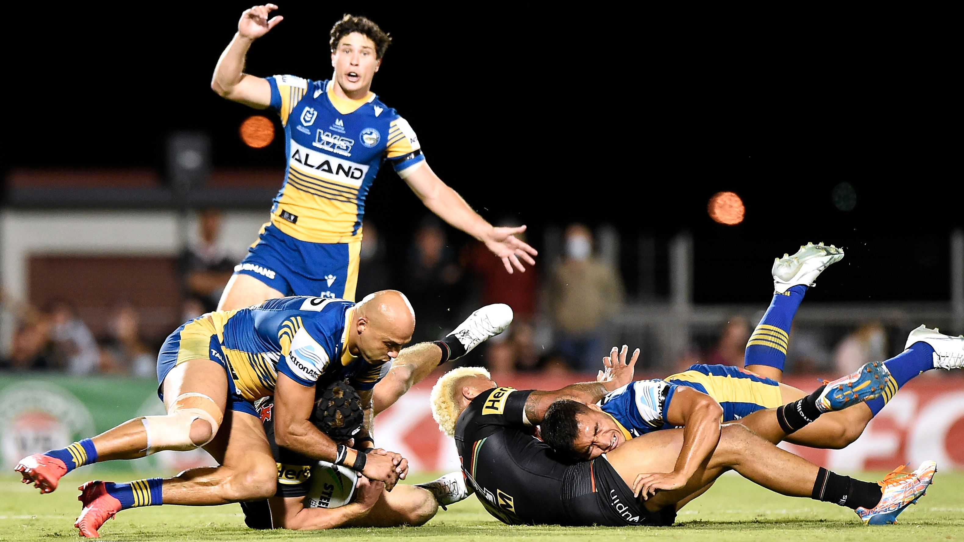 NRL admits crucial referee error that dudded Eels in thrilling two-point semi-final loss to Penrith