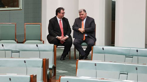 Both George Christensen and Craig Kelly have been approached to run for the United Australia Party.