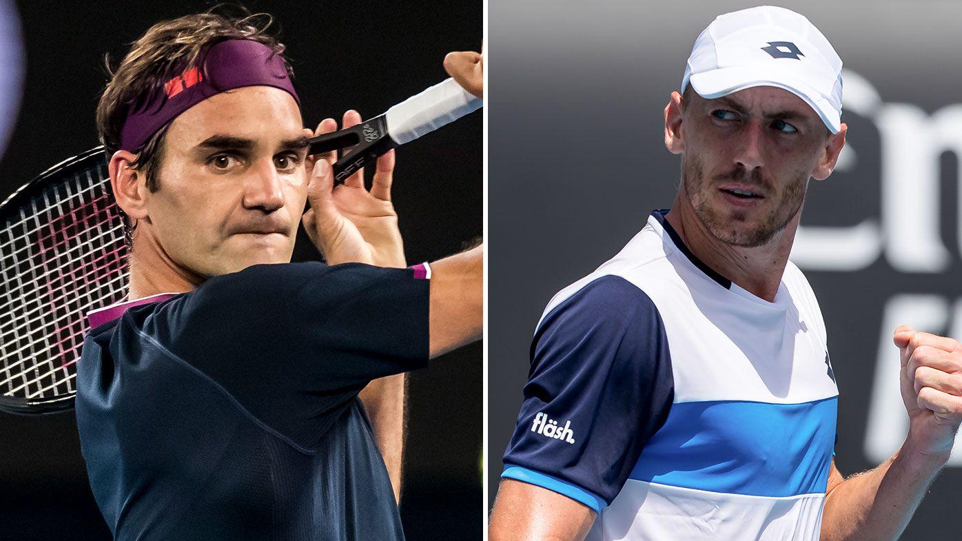 Roger Federer & John Millman