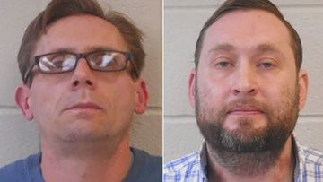Henderson State University professors Terry David Bateman and Bradley Allen Rowland were arrested on charges of manufacturing methamphetamine.