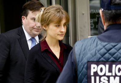 """Former """"Smallville"""" actress Allison Mack and Keith Raniere, the leader of the self-help group NXIVM are charged with coercing women who joined the organization, into becoming a part of a secret sub-group where they were expected to act as """"slaves"""" and engage in sex acts"""