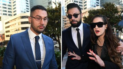 'Handcuffed Mehajer kissed dad goodbye' after jail sentence