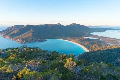 Wineglass Bay, Freycinet National Park, Tasmania