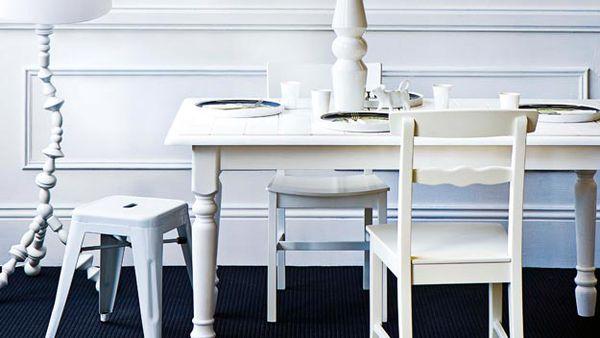 Tiled tabletop