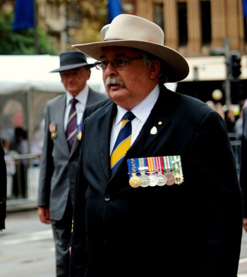 A scathing report has recommended former NSW RSL President Don Rowe be referred to police over alleged misuse of charity funds for personal use (AAP).
