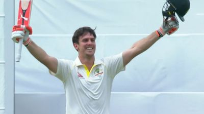 Aussies boast 240-run lead in WACA Test